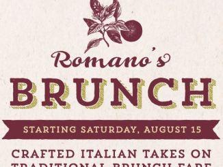 romano's brunch