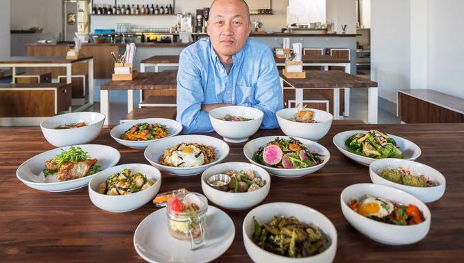 Ozu East Kitchen Principal Paul