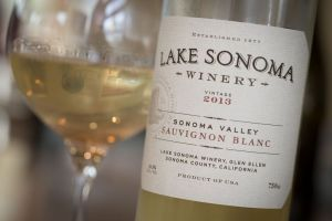 Lake Sonoma Sauvignon Blanc