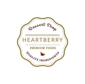 DessertShopheartberrymainlogo