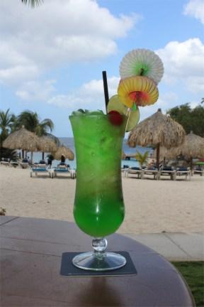 Green Tornado Hilton Curacao_