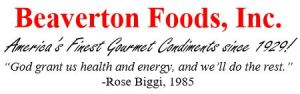 Beaverton Foods