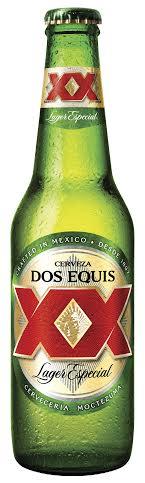 Dos Equis logo Refresh