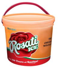 Rosati Ice 2qt ice cream
