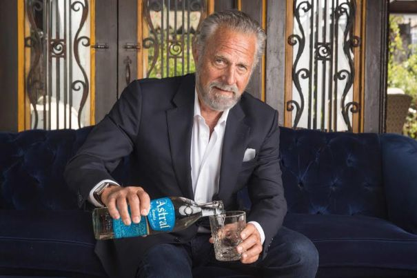Mad dog beans in financial district location celebrity meet the most interesting man has moved on from his days at dos equis and is doing his first nyc appearance promoting astral tequila m4hsunfo