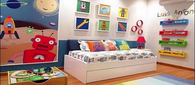 10 Decorating Tips for Kids\' Rooms - Food & Beverage Magazine