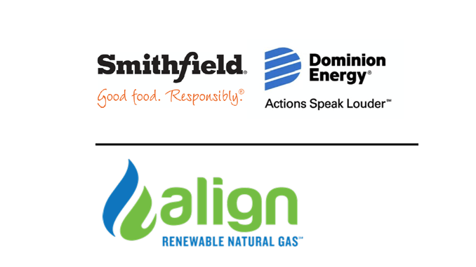 Smithfield Foods & Dominion Energy Brings Joint Venture to