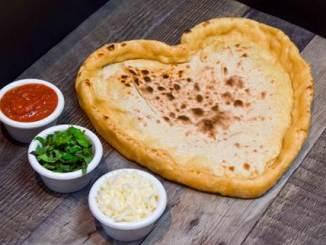 Gourmet To-Go Heart-Shaped Pizza Kit