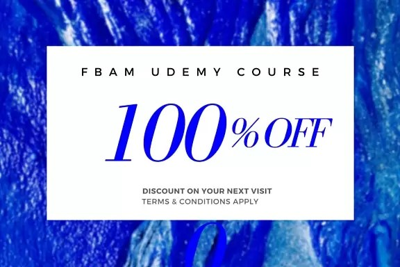FBAM Udemy COURSE