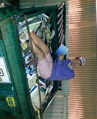 Dumpster Diving for Books, a Primer for Amazon Sellers: The Unsanitary Facts