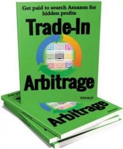 trade in arbitrage ebook cover
