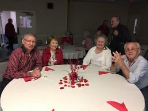 Golden Heirs Valentine's Banquet 2017