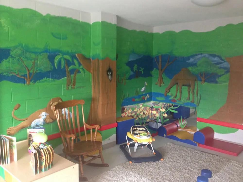 Nursery Mural2