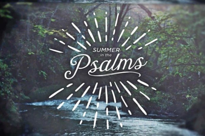 Summer in the Psalms Introduction