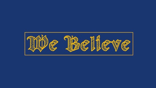 We Believe The Mission of the Church