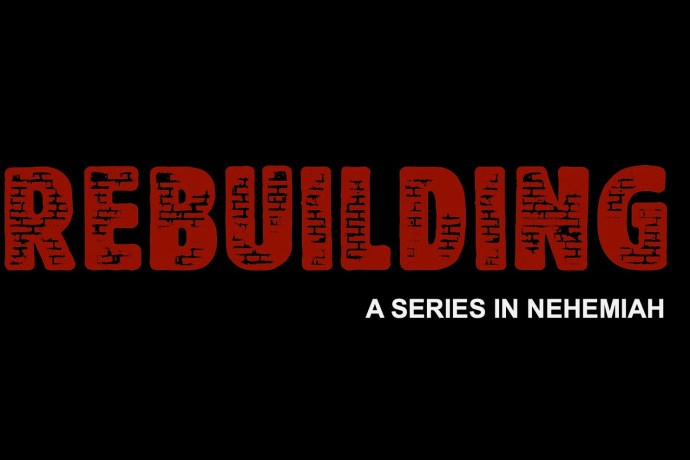 Rebuilding Nehemiah 2