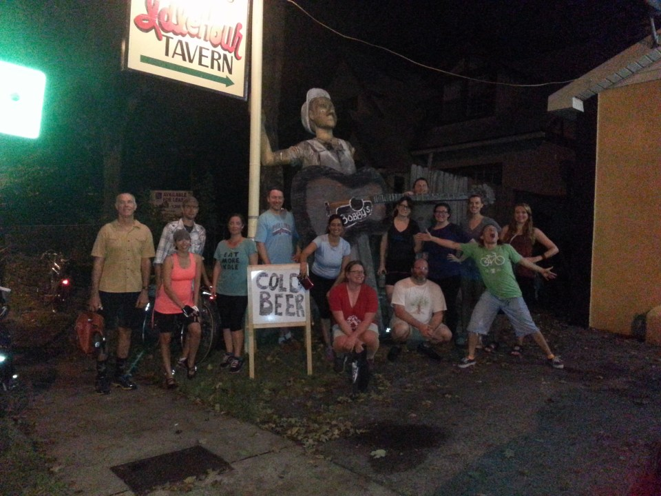 FBC 27 ride to Bobby's Idle Hour