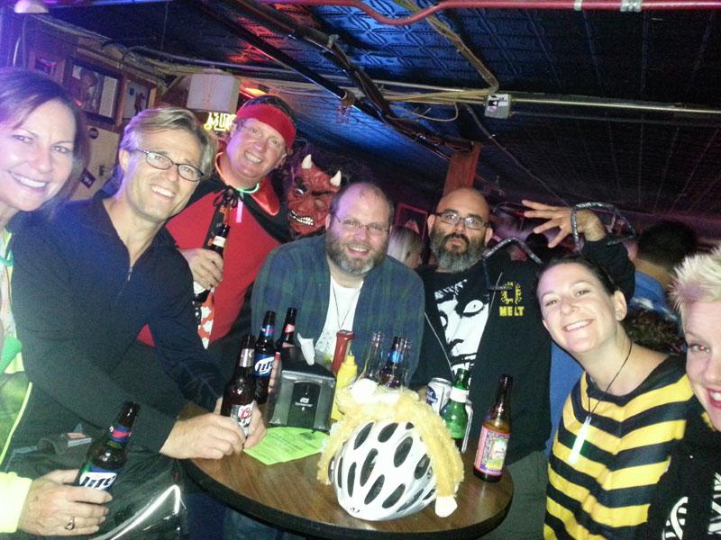 FBC 04 Riders at Robert's Western World