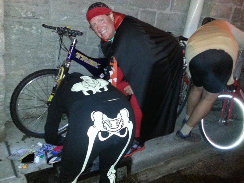 FBC 04 Skeleton Butt and Devil Smile