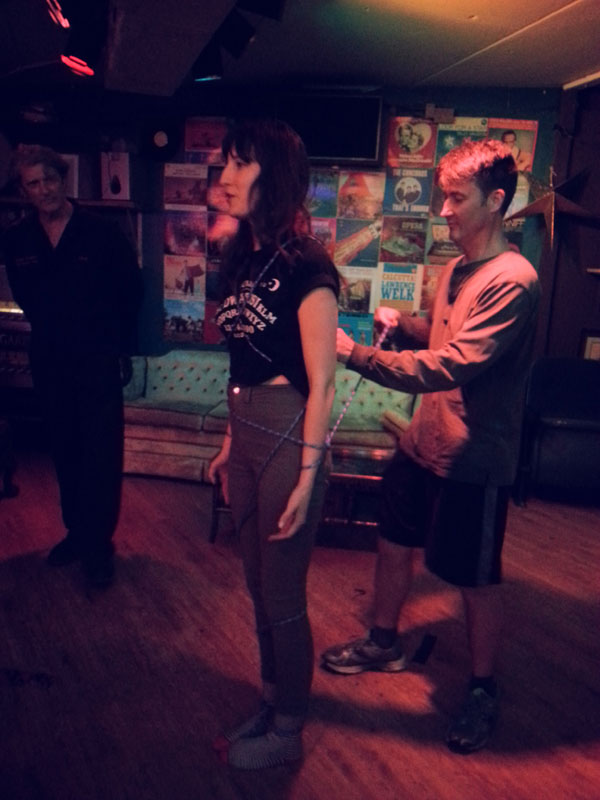 FBC 11 Magic trickery at Tin Dog Tavern