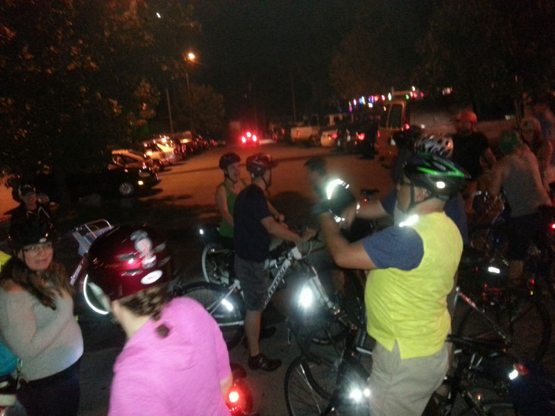 FBC 16 Riders at Drifters