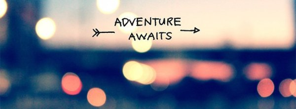 Adventure Awaits In Life life Facebook Cover Maker ...