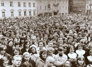 Living Sound, Team II, Sacrosong Concert Crowd of 20,000 in Przemyśl, Poland, Sep. 22, 1975
