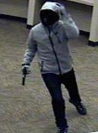 Albuquerque Bank Robbery Suspect, Photo 1 of 2 (12/12/15)