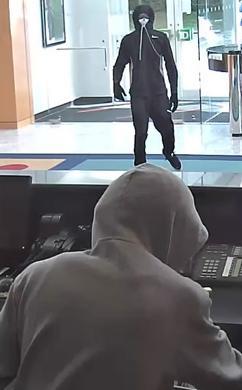 Weston, Florida Bank Robbery Suspects, Photo 6 of 6 (12/21/15)