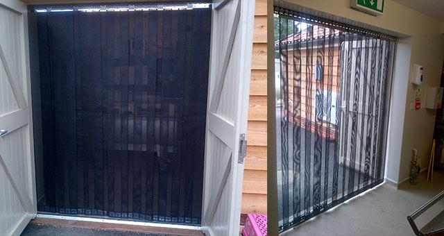 fly screen curtain door fly curtain