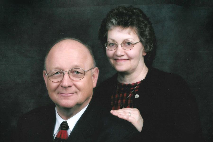 Missionaries Bob & Jacqueline Bowen