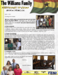 Lawrence Williams Prayer Letter:  Bearing Fruit in Mabaan