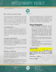 Missionary 6502 Prayer Letter:  Big Year for Team Eurasia!
