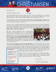Scott Christiansen Prayer Letter:  Soul Winning--The Heartbeat of Our Ministry
