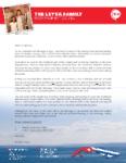Ricardo Leyva Prayer Letter:  Last Few Weeks of Furlough