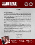 Brian Hebert Prayer Letter:  Serving God Sure Is Fun!