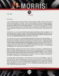 Peter Morris Prayer Letter:  Pastors' School Highlights