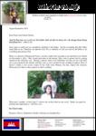 Kounaro Keo Prayer Letter:  Doing Always Those Things That Please God