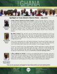 Team Ghana National Pastor Spotlight:  Pastor Paykai in Liberia