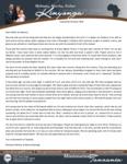 Mshama Kinyonga Prayer Letter:  New Growth at Grace Baptist Church