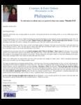 Courtney Godsoe Prayer Letter:  Harvest Campaign