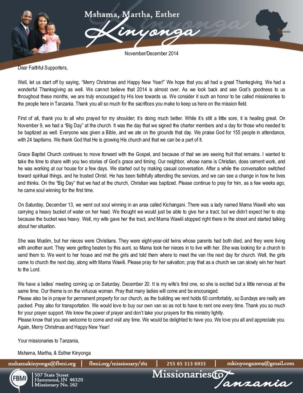 thumbnail of Mshama Kinyonga Nov-Dec 2014 Prayer Letter