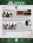 Ted Speer Prayer Letter:  A Visit With Pastor Rexford