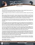 Mshama Kinyonga Prayer Letter:  We Bought Church Land!