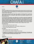 Andrew Chafa Prayer Letter:  Greetings From the Deputation Trail