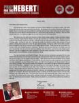 Brian Hebert Prayer Letter:  A Very Surprising Month