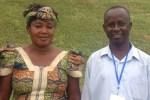 Pastor Jonas and Mrs. Dorcas Osei Owusu