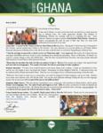 Team Ghana Update:  Missions Trip to Burkina Faso