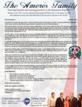 Andres Amoros Prayer Letter:  Need of Missionaries in the Caribbean/Necesidad de Misioneros en el Caribe