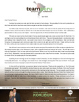 Daniel Kokubun Prayer Letter:  The Work Continues